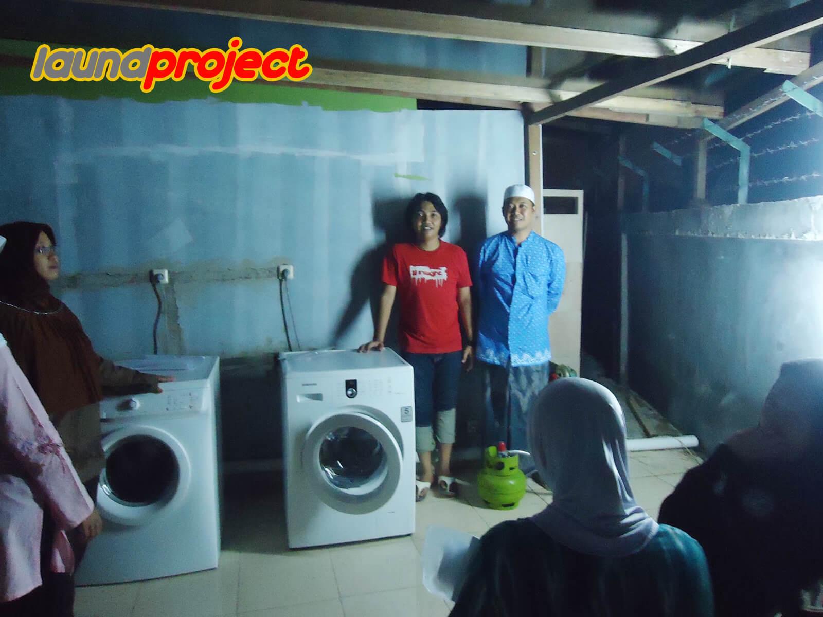 paket usaha laundry jakarta